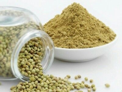Coriander Powder (Dhania Powder) Indian Home Made Natural Spices-200gm/0.440 lbs