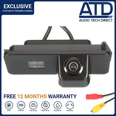 Direct Fit Bespoke RCA Rear View Reversing Reverse Camera For SEAT Ibiza FR Mk4