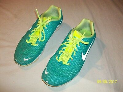 competitive price 4838c 78145 ... amazon nike free 5.0 tr fit 3 breath 579968 300 mineral teal womens  athletic shoes 10