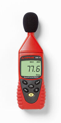 Amprobe SM-10 Sound Meter NEW