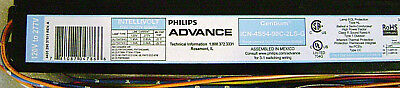 PHILIPS ICN-4S54-90C-2LS-G Electronic T5 Ballast for 1 2 3 4 T5/HO 54W Lamps