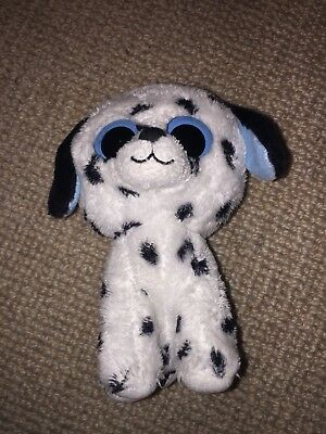 "ty beanie boo 6"" fetch dalmation"