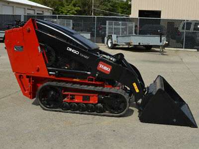 Refurbished Toro Dingo Tx427 Mini Loader