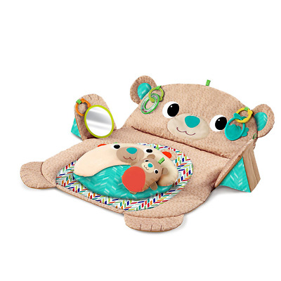 Bright Starts Tummy Time Prop & Play, Neutral