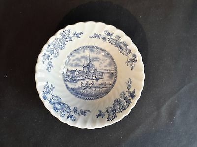 Johnson Brothers Tulip Time Cereal Bowl