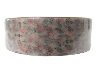 1x Washi tapes Craft Supplies for Scrapbooking Leaves Masking Tape 15mmx10m
