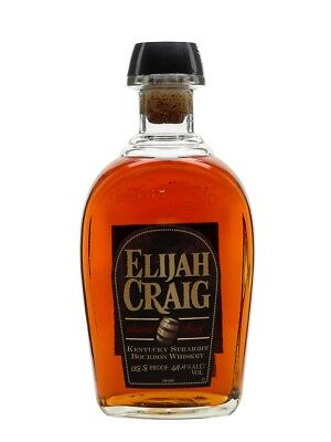 Elijah Craig Barrel Proof Kentucky Bourbon Whiskey 700ml