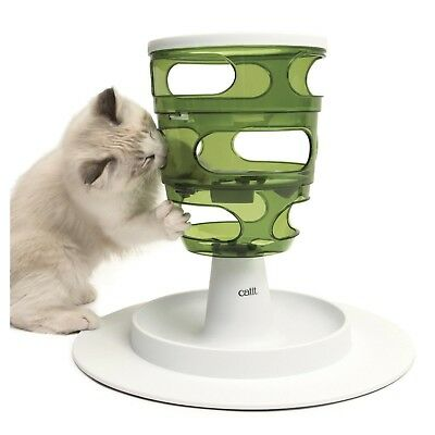 Catit Senses 2.0 Food Tree Cat Kitten Feeding Toy