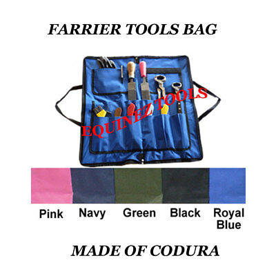 Farrier Tools Bag in Codura without Tools