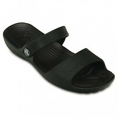 Crocs Coretta Black/Black Women's Sandals