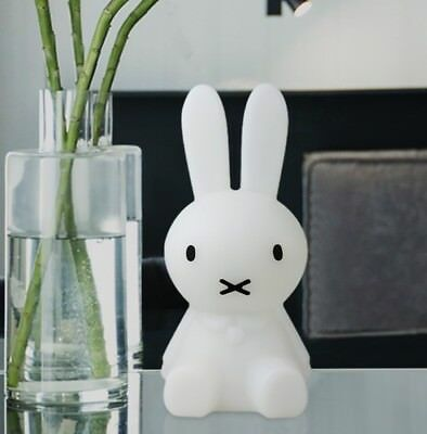 Mr. Maria Miffy Nijntje Rabbit Dimmable LED Night Light Character Lamp Nursery