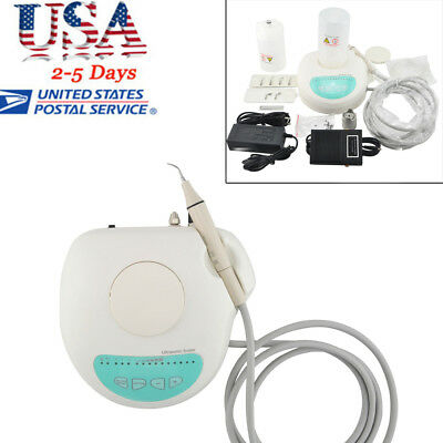 【US】Denshine Dental Piezo Ultrasonic Scaler Cavitron Self Contained Water Bottle