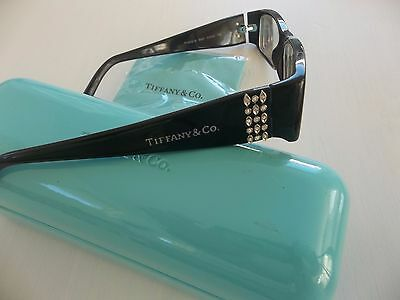 tiffany & co glasses frames reading spectacles authentic italy