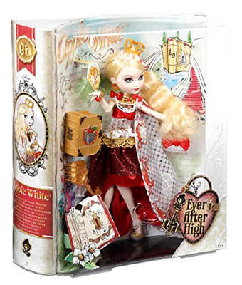 Deluxe Toy Doll Ever After High Legacy Day Apple White Daughter of Snow White