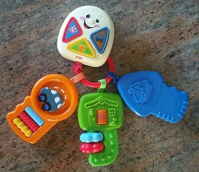 Fisher Price Laugh & Learn Musical Learning Keys