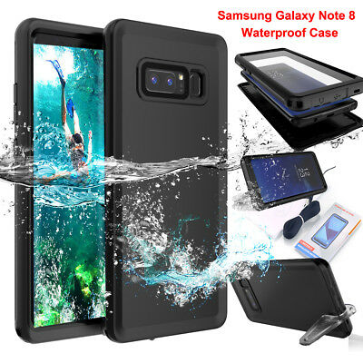 Samsung Galaxy S9 S10+ Note8 S8 Slim Waterproof Shockproof Dirt Proof Case Cover