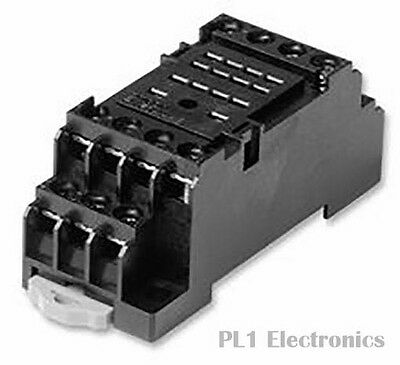 OMRON Industrial Automation pyf14esnb Relais Buchse, vorne MNT, 4 pol, 12A