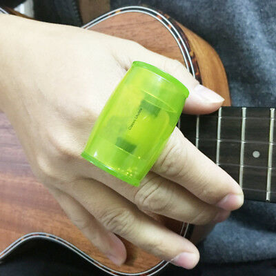 Wear Finger Accessories Sand Shaker Maraca Guitar Ukulele Rhythm Ring 1 pcs