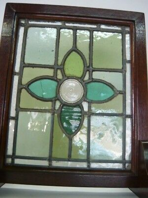 42 Antique Stained glass  British Victorian Edwardian  1910's Japan F/S