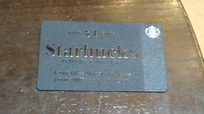 STARBUCKS 2017 SPECIAL EDITION GIFT CARD RECYCLED PAPER-IN STOCK + Bonus