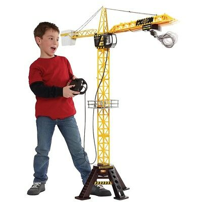 Fast Lane RC Mega Crane, Remote Control Toy Construction Crane Only at Toys R Us