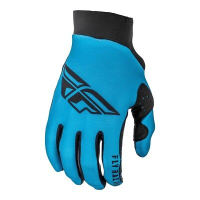 New 2018 Fly Racing Adult Pro Lite Gloves Motocross Enduro Blue S M L XL XXL