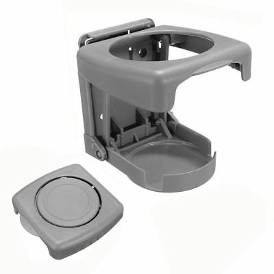 Universal Vehicle Drink Bottle Holder Cup Stand Car Truck Folding Mount