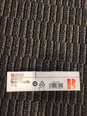 RICOH PPC Type K Refill Staple - 41082