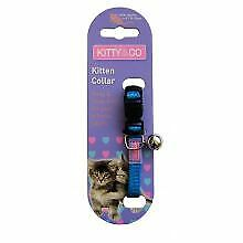 PET-90422 Hem & Boo Snagfree Kitten Collar