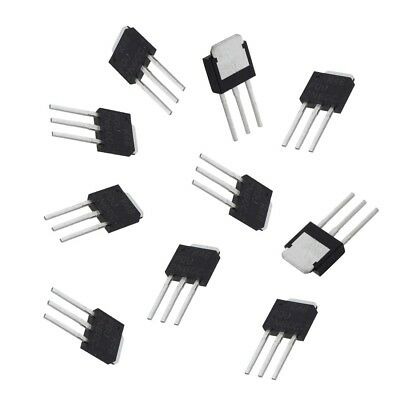 10pcs N-channel power MOSFET2N60 low gate charge 2A 600V E9V1