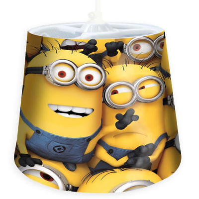 Despicable Me Minion Celling Easy Fit Tapered Light Shade