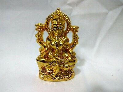 godess Lakshmi Stand  Religious Car Dashboard stand Table Decor Idol