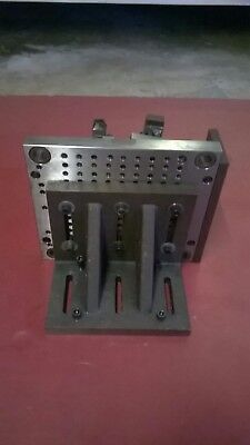 "Cnc Machining Tooling Workholding Custom Angle Plate 9.5"" X 13.25"" X 15.75"""