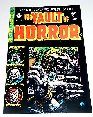 5 VAULT OF HORROR EC REPRINTS LOT (1-5) (Aug 1990,Gladstone) ALL VG-NM! AWESOME
