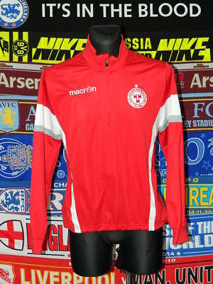 5/5 Shelbourne adults M leisure football top