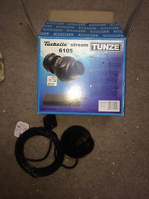 Tunze Turbelle Stream 6105 Wave Maker 13000 L/h For Marine Or Tropical Fish Tank