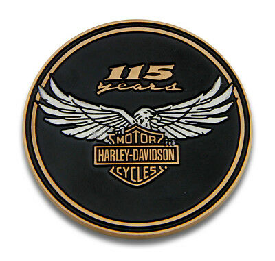 Harley-Davidson 115th Anniversary Collectors Challenge Coin, Limited Edition