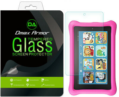 2X Amazon Fire 7 Kids Edition Tablet  (2017) Tempered Glass Screen Protector