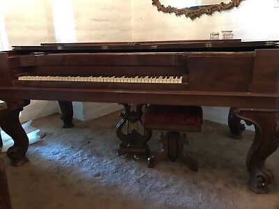 1857 Steinway & Sons Square Grand Piano