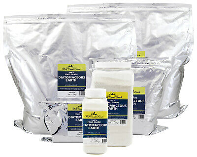 Diatomaceous ~ Earth Food Grade ~ Perma-Guard ~ Multiple Sizes 12oz - 500lbs