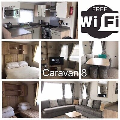 Static Caravan hire Golden Sands 5 star ⭐️ holiday park north Wales towyn