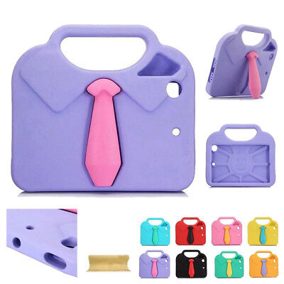 Kids Rubber ShockProof Case EVA Foam Stand Cover for iPad 2/3/4 Mini 1 2 3
