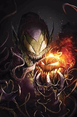 Amazing Spider-man #32 (Venomized Green Goblin Variant) (Marvel  -2017)