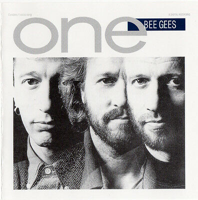 Bee Gees ‎– One CD NEW