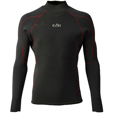 Gill Race Firecell Wetsuit Top - Graphite
