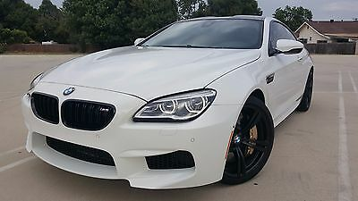 2016 BMW M6  2016 BMW M6 Coupe