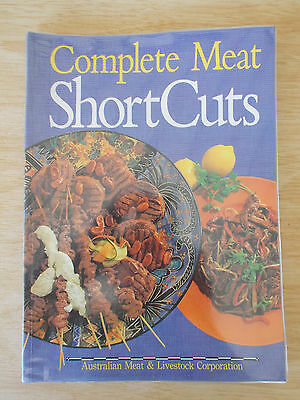 Complete Meat Short Cuts~Lamb & Beef Recipes~Mexican~Greek~Italian~Asian~Lebanon