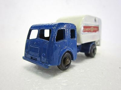 LESNEY MATCHBOX #15 Diecast REFUSE TRUCK 1963 No Box  V Good condition