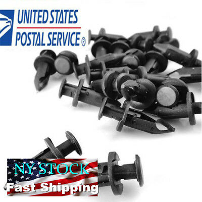 SET OF 50X PLASTIC FENDER RIVETS CLIPS CAN-AM Replacement 293150089 ATV UTV