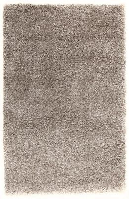 Thick Soft Shag Area Floor Rug Grey Embrace & Hallway Runners